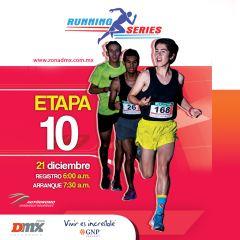 Running Series - Etapa 10