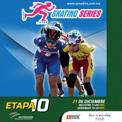 Skating Series - Etapa 10