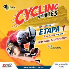 Cycling Series - Etapa 1