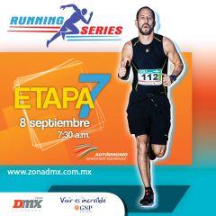 Running Series - Etapa 7