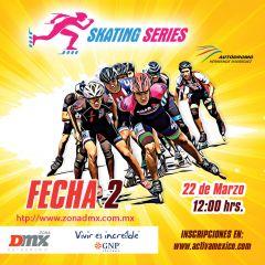 Skating Series 2020 - Fecha 2