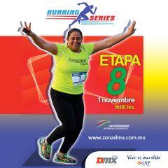Running Series - Etapa 8