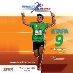 Running Series - Etapa 9