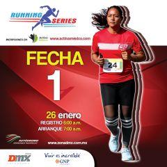 Running Series - Fecha 1 / 2020